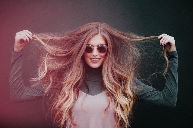 Kolory włosów u kobiet