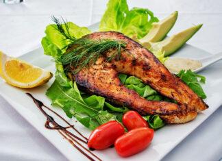 dieta wegetariańska z rybami